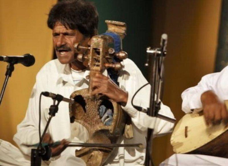 رباب هجده تار ، بلوچستان و سیستان