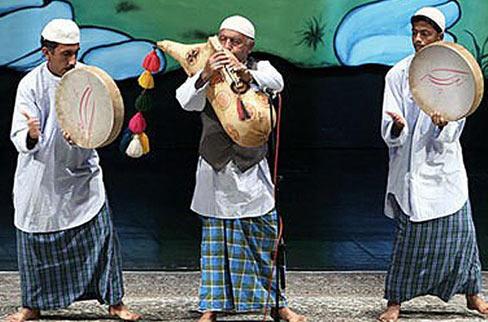 نِی انبان ، ساز محلی بوشهر